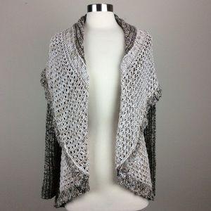 Orvis shawl collar cardigan